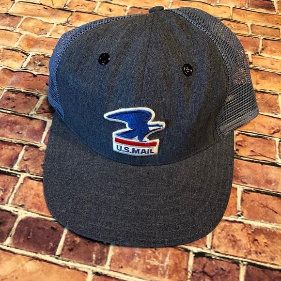 Accessories - Vintage US Postal Service Baseball Cap ab7208828dd